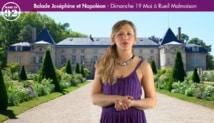 Chemin Joséphine et Napoléon Bonaparte
